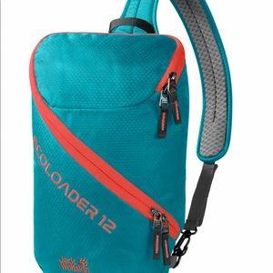Jack Wolfskin Sustainable Sling Bag Ecoloader 12